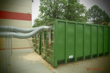 Atkritumu savākšanas un parstrādes iekārtas